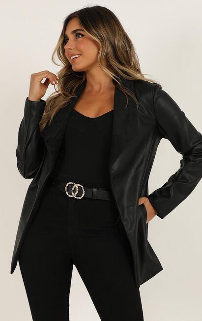Victorious Jacket in black - 14 (XL), Black, hi-res image number null