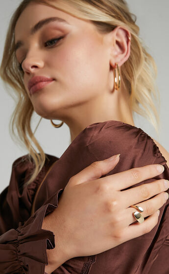 Stacee Ring in Gold