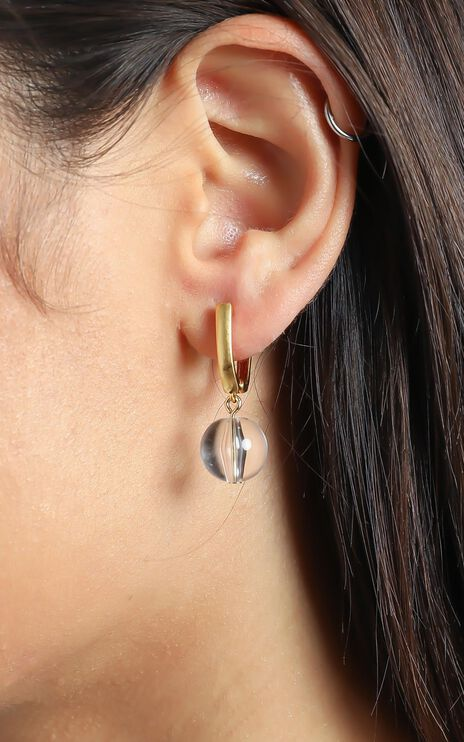 Jolie & Deen - Lorrie Earrings in Gold