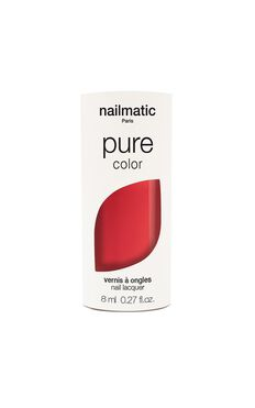 Nailmatic - Pure Color Hedi Nail Polish In Coral