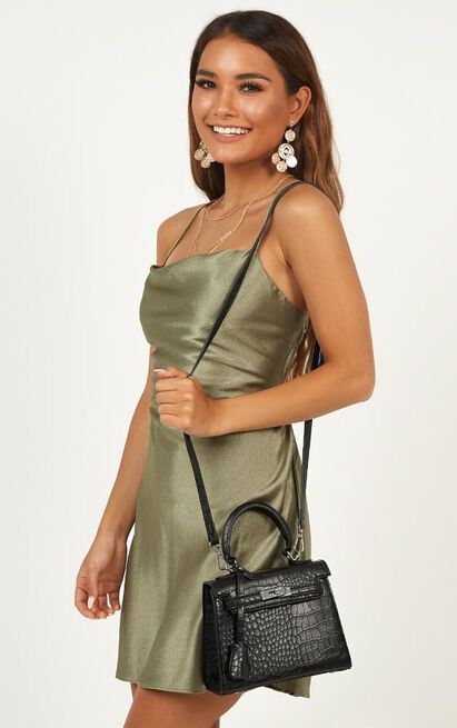 Pass You By Bag In Black, , hi-res image number null
