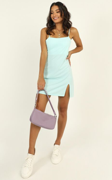 Stacy Dress In Mint