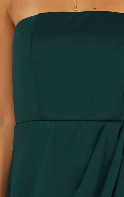 Already Home Dress in emerald - 20 (XXXXL), Green, hi-res image number null