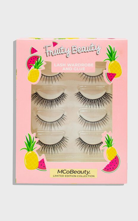 MCoBeauty - Fruity Beauty Lash Wardrobe & Glue
