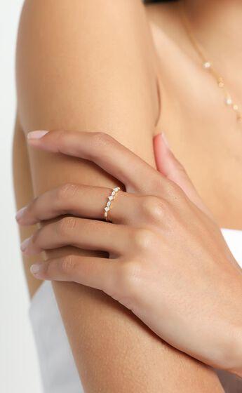 Jolie & Deen - Georgina Ring in Gold