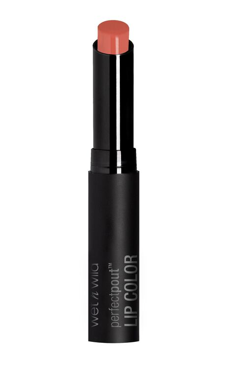 Wet N Wild - Perfect Pout Lip Color in Bare Your Soul