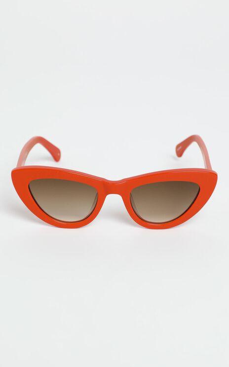 Oscar & Frank - The Duomo Sunglasses in Burnt Orange