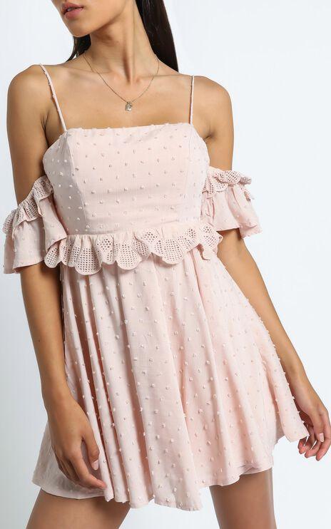 Ziggy Dress in Blush