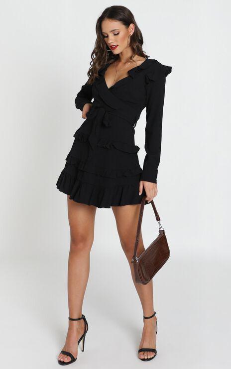 Aria dress In Black