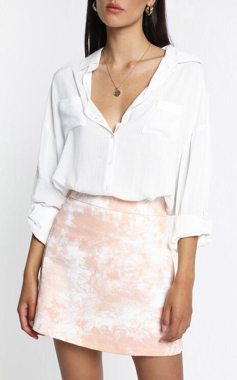 Amaka Shirt in White