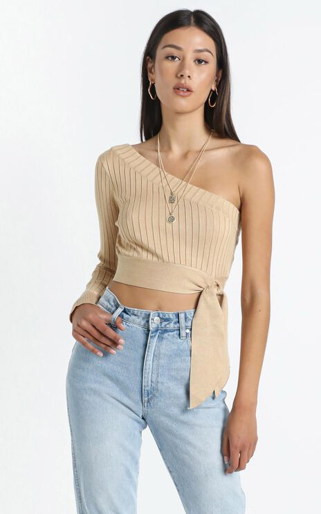 Kaydee Top in Beige