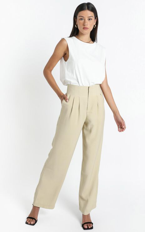 Lioness - Soho Pants in Olive