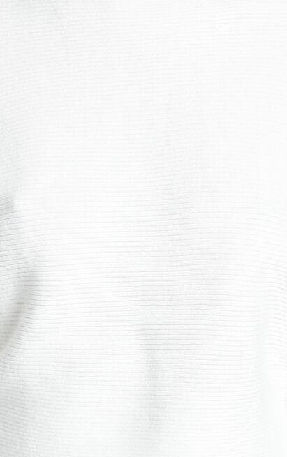 Alpine Resort Knit Jumper in cream - 16 (XXL), Cream, hi-res image number null