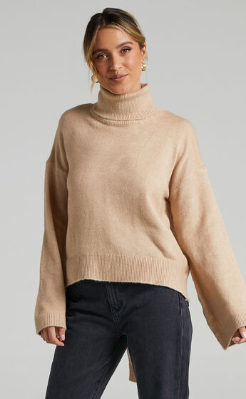 Ellery Knit in Beige