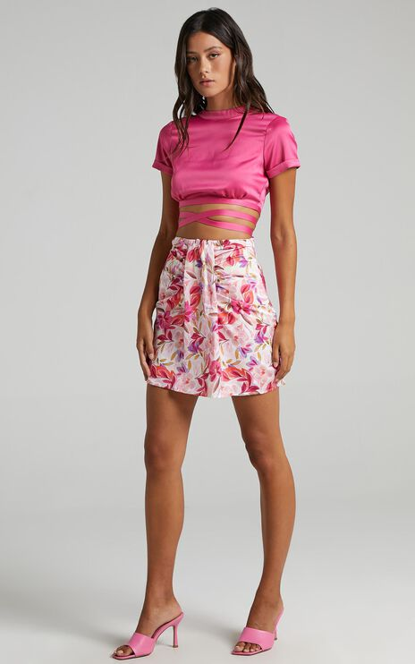Wiven Skirt in Eventful Bloom