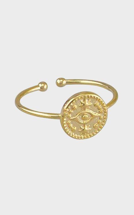 Jolie & Deen - Libby Ring in Gold