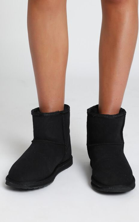 EMU Australia - Platinum Stinger Mini Boots in Black