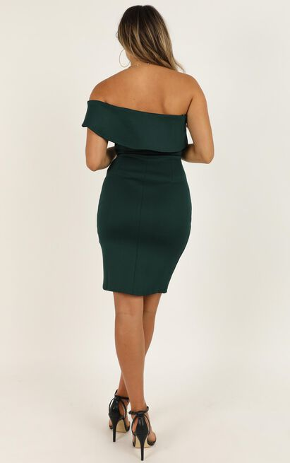 Seven Seas Dress in emerald - 20 (XXXXL), Green, hi-res image number null