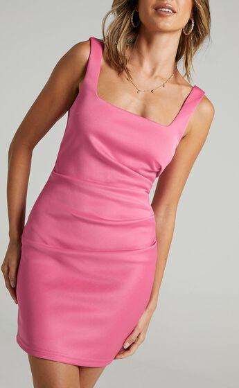 Big Love Dress in Pink