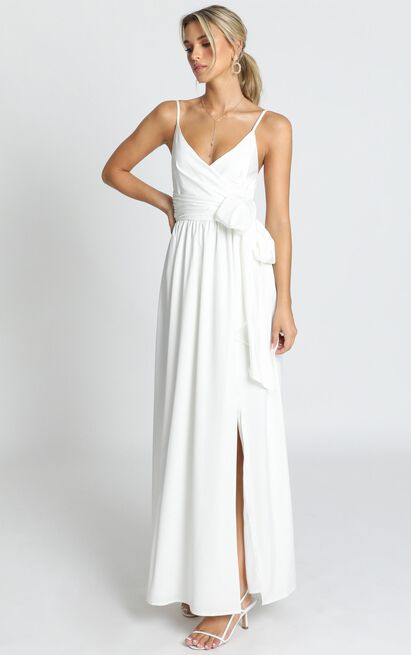 Revolve Around Me Dress in white - 14 (XL), White, hi-res image number null