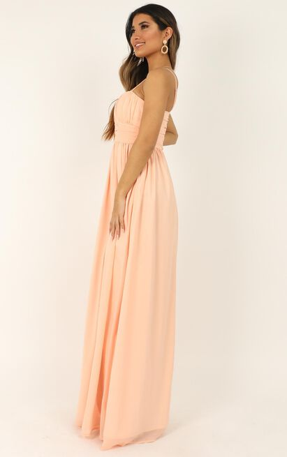 Have I Told You Lately dress in nude - 20 (XXXXL), Beige, hi-res image number null