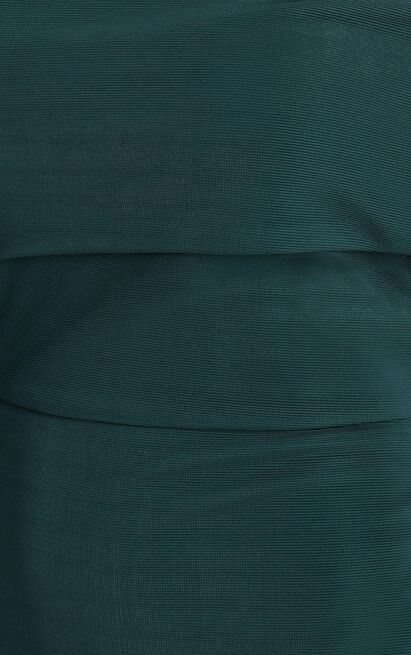 Glamour Girl Maxi Dress in emerald - 20 (XXXXL), Green, hi-res image number null