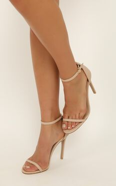 Billini - Timeless Heels In Nude