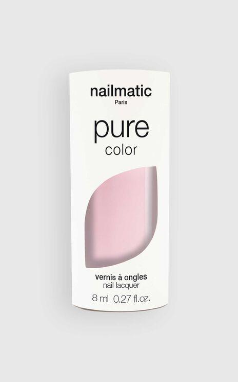 Nailmatic - Pure Color Anna Nail Polish in Sheer Pink