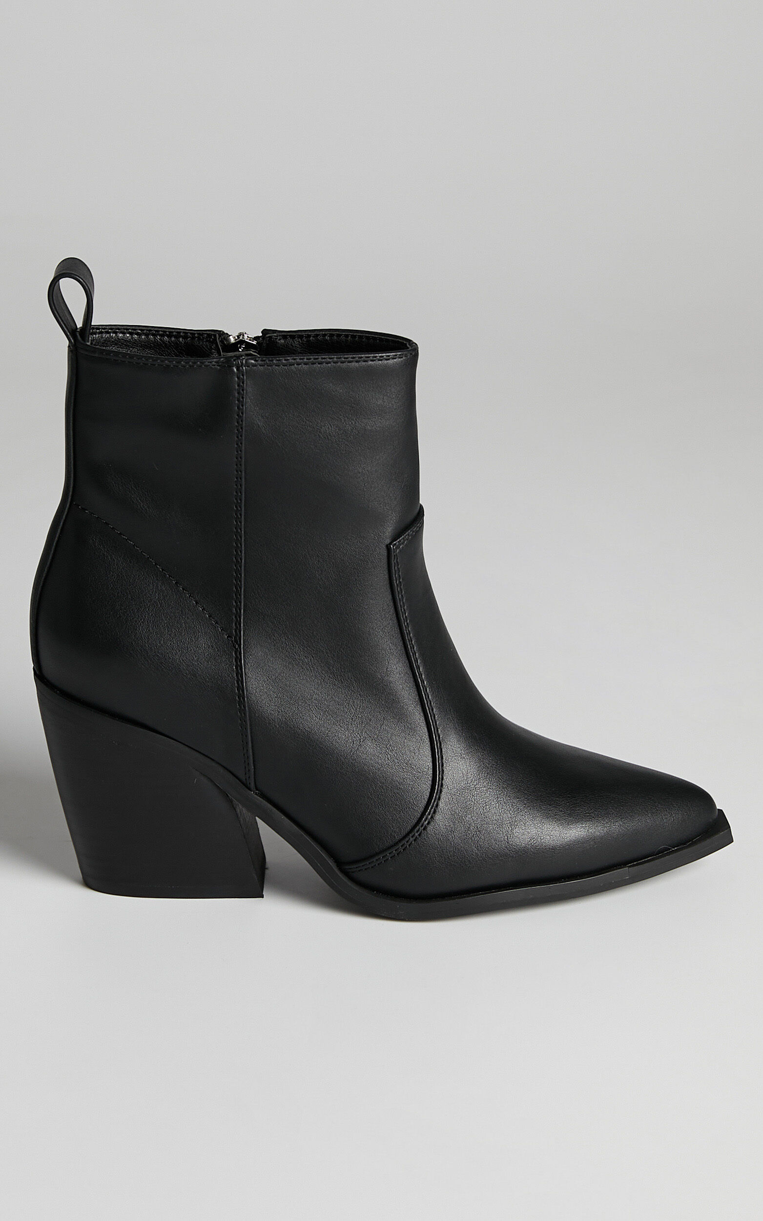 Therapy - Dallas Boots in Black - 05, BLK1, super-hi-res image number null