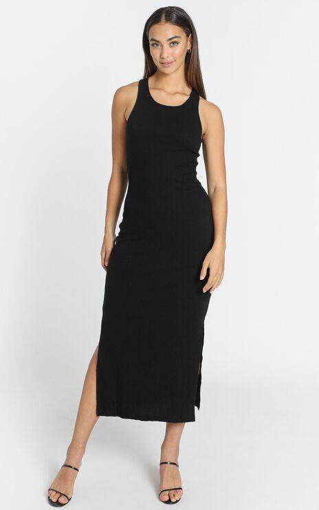 Estelle Dress in Black