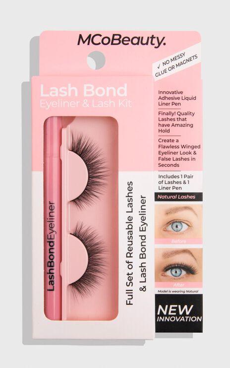 MCoBeauty - Lash Bond Eyeliner & Lash Kit