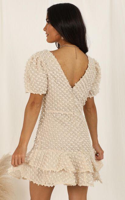 Take Your Pick dress in mocha - 12 (L), Mocha, hi-res image number null