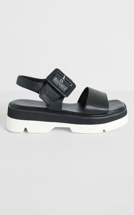 Tony Bianco - Jett Sandals in Black Como