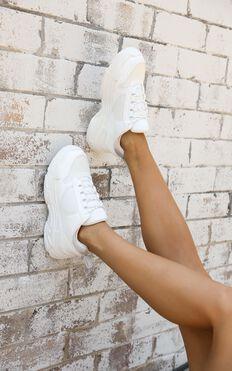 Verali - Bazz Sneakers In White