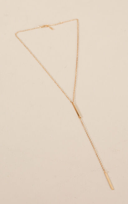Be With Me necklace in gold, Gold, hi-res image number null