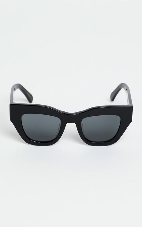 Oscar & Frank - Haarlem Sunglasses in Gloss Black