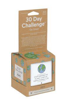 Doiy: 30 Day Challenge - Go Green