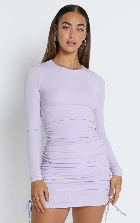 Nisha Dress in Lilac