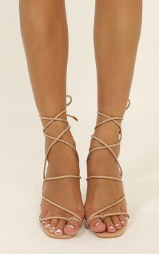 Billini - Indira heels in nude