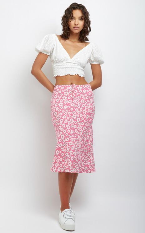 Kentucky Skirt in pink