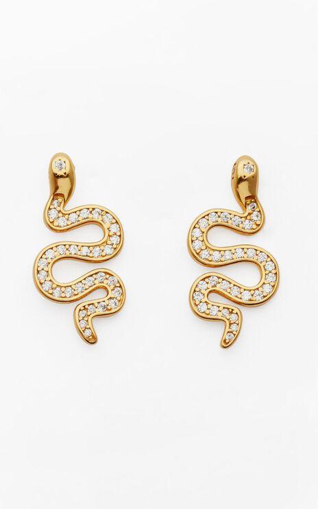 Reliquia - Reputation Earrings in Gold