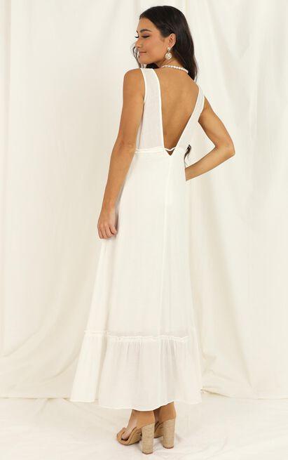 World Traveller Dress In White - 14 (XL), White, hi-res image number null
