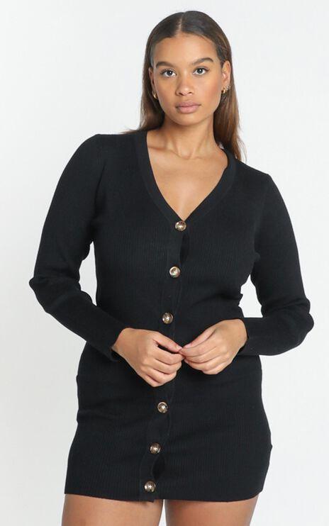 Earie Dress in Black