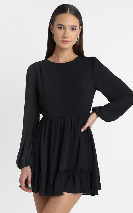 Lindsay Dress in Black