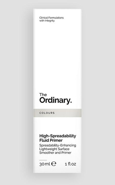 The Ordinary - High Spreadability Fluid Primer