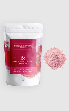 Edible Beauty - Ingestible Native Plant-Based Collagen Powder