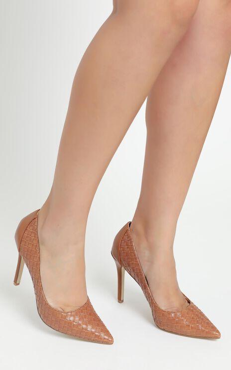 Verali - Huxley Heels in Tan Softee
