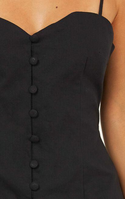 Knew it Dress in black - 8 (S), Black, hi-res image number null