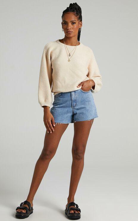 Lolah Jumper in Cream