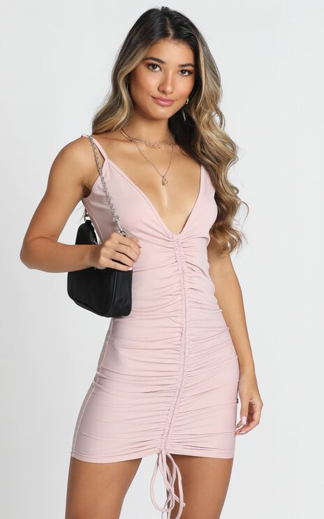 Preya Dress In Pink